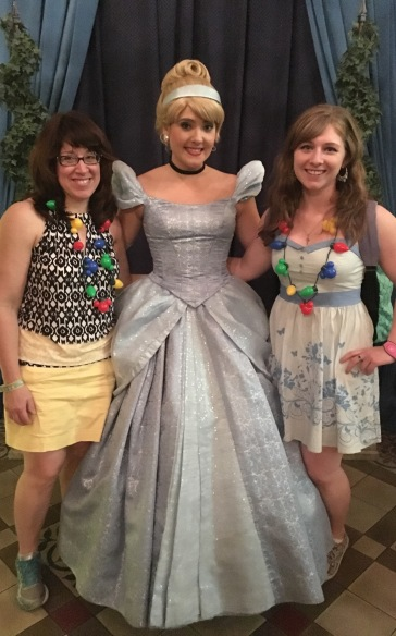 Meeting Cinderella!