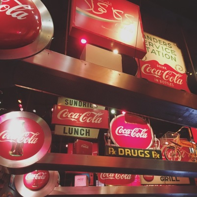 The exciting world of Coca-Cola!