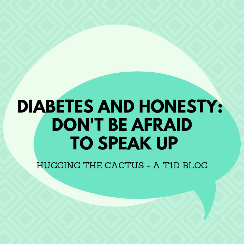 diabetes honesty