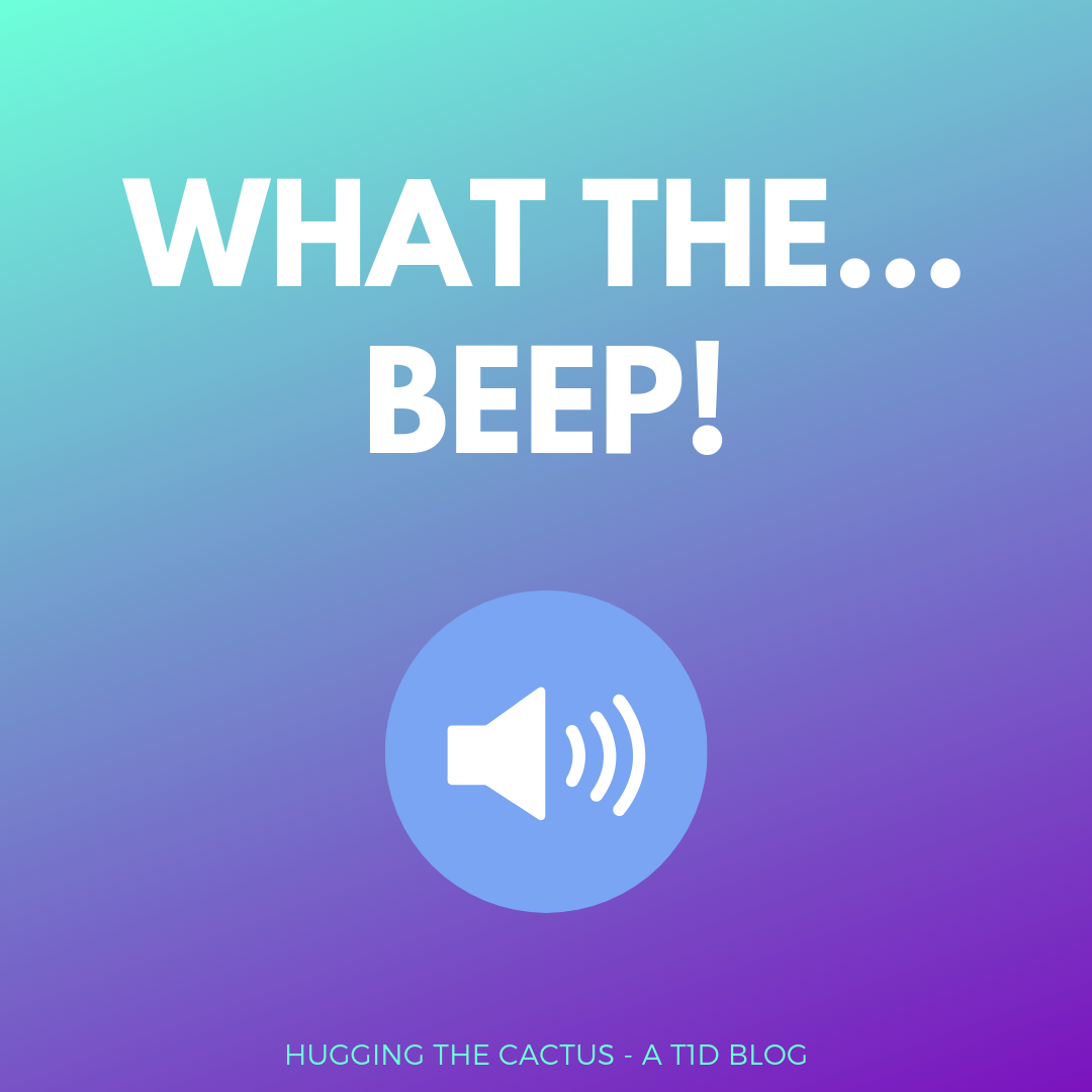WHAT THE...BEEP!