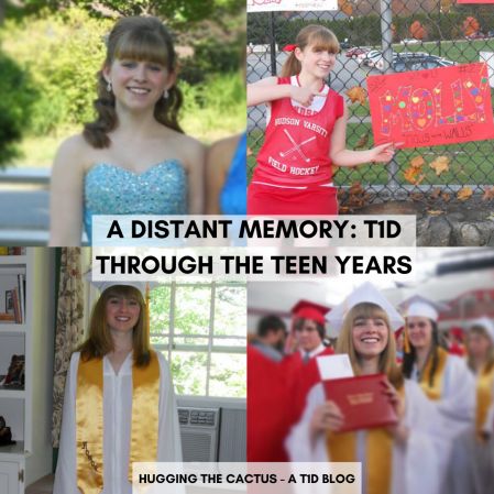 A Distant Memory_ T1D Through the Teen Years (1)