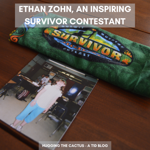 Ethan Zohn_ A Survivor Contestant Who Inspires