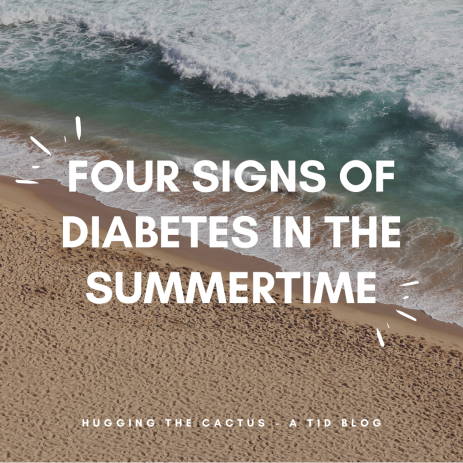 Four Signs of Diabetes in the Summertime