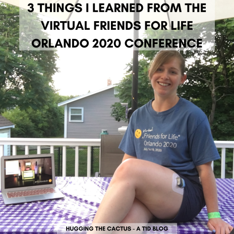 Attending the Virtual Friends for Life Orlando 2020 Conference