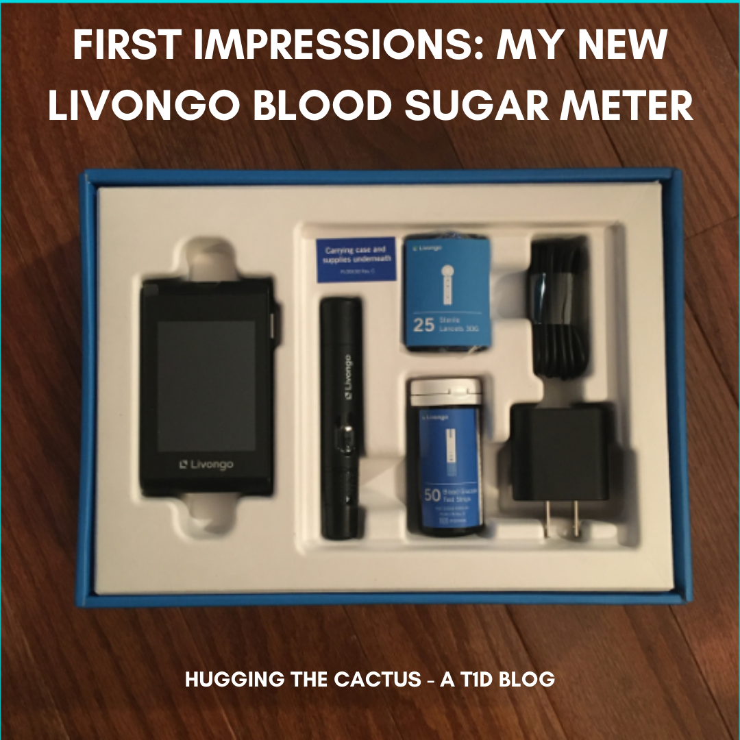 First Impressions_ My New Livongo Blood Sugar Meter